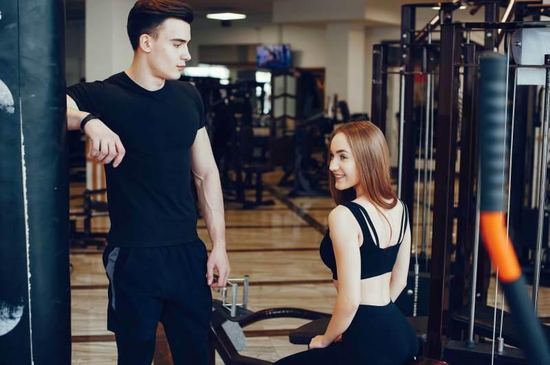 Antrenament sala fitness - antrenament care da rezultate cum sa te antreznezi