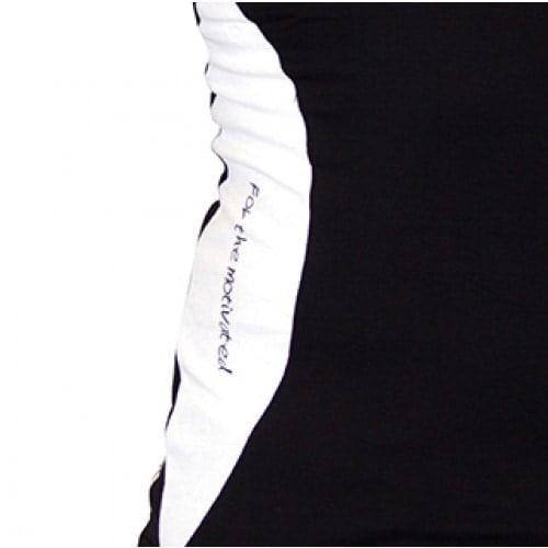 Maiou elastic stretch negru