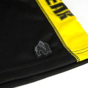 Pantaloni scurți Track Shorts negru-galben