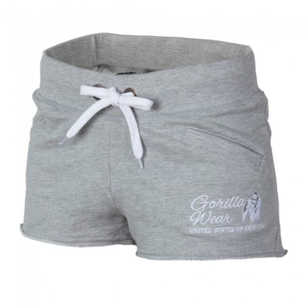 Pantaloni scurți New Jersey Sweat gri