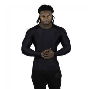Bluză Hayden Bărbați - Negru GorillaWear
