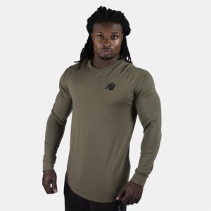 Bluză Williams Longsleeve Verde Militar