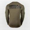 Bluză Williams Longsleeve Verde Militar