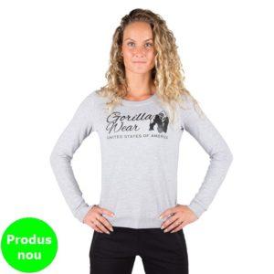 Bluza femei gri gorillawear