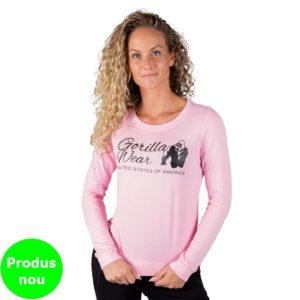 Bluza femei sport roz