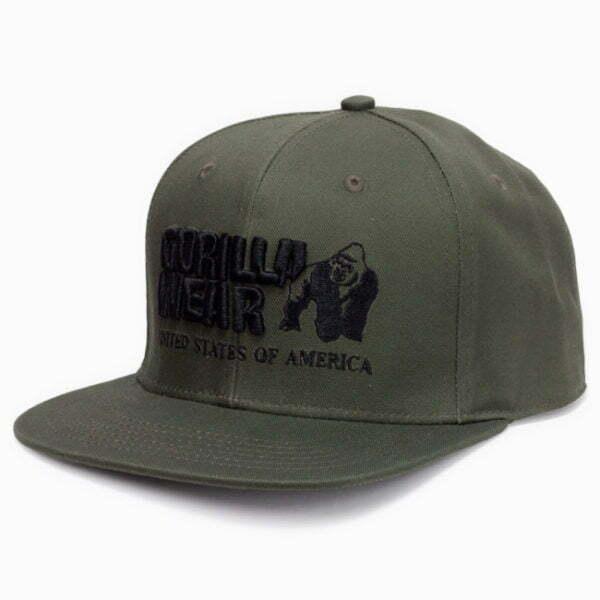Sapca verde militar (army green) gorilla wear