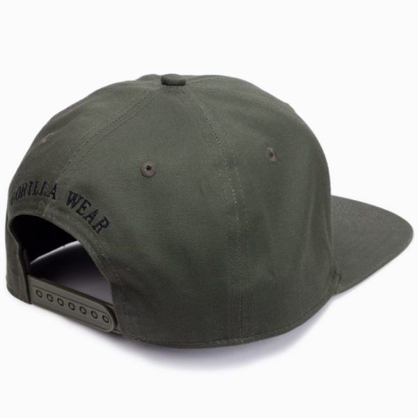 Sapca verde militar (army green) gorilla wear (3)
