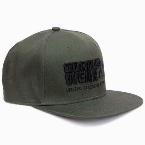 Sapca verde militar (army green) gorilla wear (4)