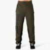 Pantaloni Barbati Augustine Fitness Old School Verde Militar GorillaWear