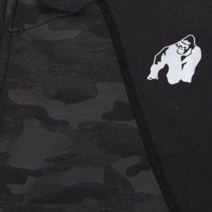 Bluza sala dama savanah negru camuflaj