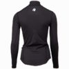 Jachetă Fitness femei Savannah Negru Camuflaj