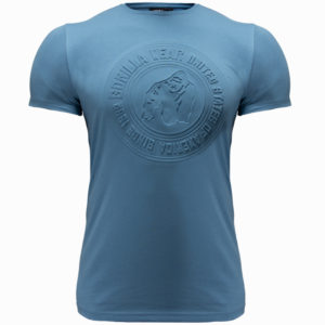 Tricou Barbati Albastru San Lucas Fitness Gorilla Wear