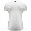 Tricou Fitness Alb Sport pentru Barbati din Bumbac - Gorilla Wear