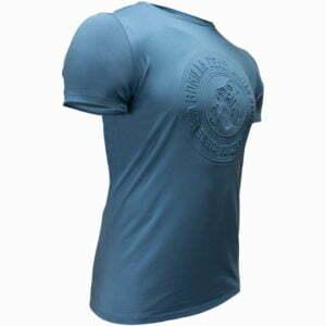 Tricou Sport Barbati Albastru San Lucas Gorilla Wear