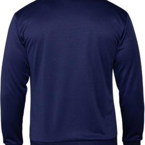 Jacheta Ballinger - Albastru cu insertii negre - Gorilla Wear Romania Hanorace Sport