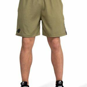Pantaloni Scurti Barbati Plasa Reydon - Negru Haine Fitness Barbati Sport