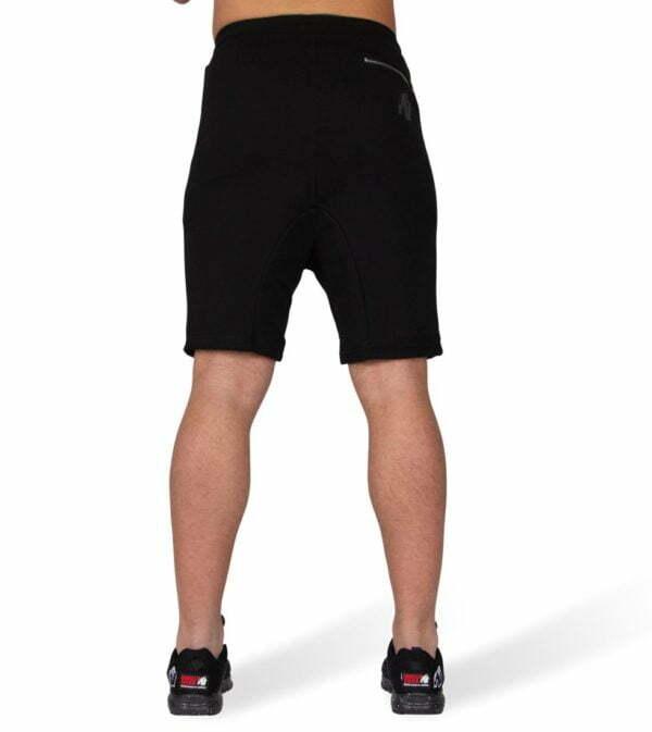 Pantaloni Scurti Cu tur lasat Alabama - Echipamente fitness barbati