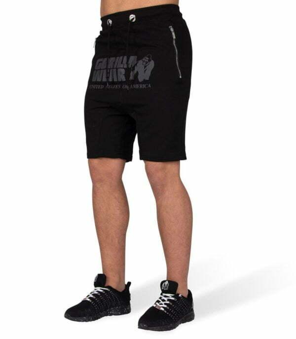 Pantaloni Scurti Cu tur lasat Alabama - Pantaloni scurti sport
