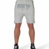 Pantaloni Scurti cu Tur Lasat Alabama - Gri - Pantaloni scurti fitness