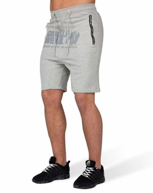 Pantaloni Scurti cu Tur Lasat Alabama - Pantaloni fitness barbati