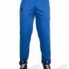 Pantaloni Trening Albastri Barbati din Plasa Gorilla Wear - Pantaloni Sport Barbati