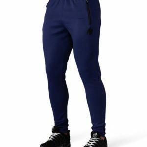 Pantaloni Trening Ballinger - Albastru cu Negru Pantaloni de trening