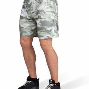 Pantaloni scurti barbati - Verde militar - kansas - Pantaloni scurti fitness