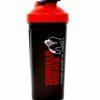 Shaker XXXL - 1000ML Gorilla Wear - Negru-Rosu Shaker sala