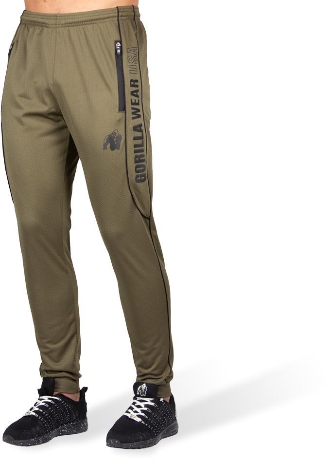 preț rezonabil cele mai bune preturi design nou Pantaloni Trening Barbati Wellington - Verde Masliniu - Gorilla Wear