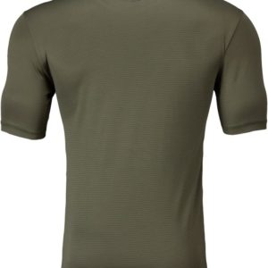 Tricou barbati branson verde militar - army green - Tricou sala