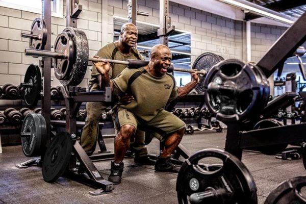 Pantaloni Scurti Barbati Augustine Old School - Verde Militar - Pantaloni Fitness