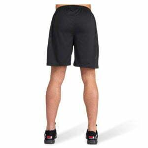 Pantaloni Scurti Barbati Forbes - Negru - Pantaloni Fitness