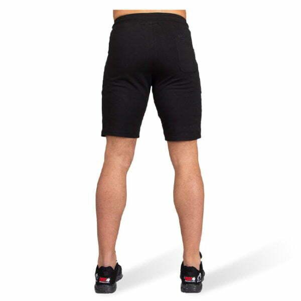 Pantaloni Scurti Barbati San Antonio - Negru - Pantaloni Fitness
