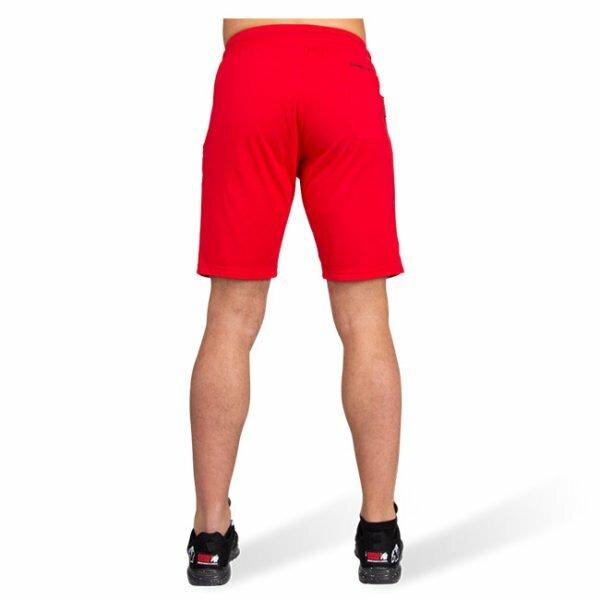 Pantaloni Scurti Barbati San Antonio - Rosu - Pantaloni Sala