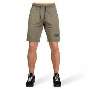 Pantaloni Scurti Barbati San Antonio - Verde Militar - Pantaloni Antrenament