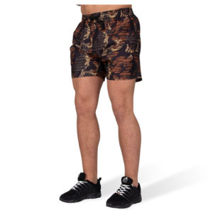 Pantaloni de baie Barbati Bailey - Maro Camuflaj - Pantaloni Fitness