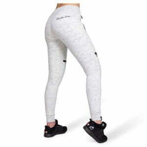 Pantaloni jogger Tampa Biker - Gri - Pantaloni GorillaWear