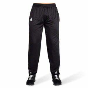Pantaloni plasa Reydon - Negru - Pantaloni Alergare