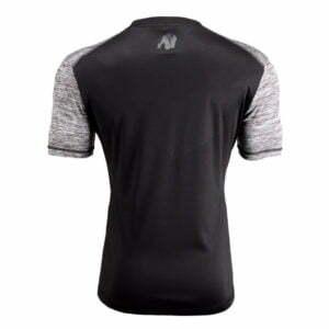 Tricou Barbati Gri cu negru Austin - Tricou Antrenament