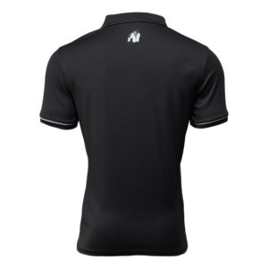 Tricou Barbati Negru Forbes Polo - Tricou Fitness