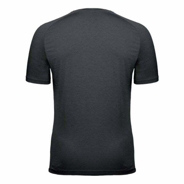 Tricou Barbati Taos - Gri inchis - Haine Sport