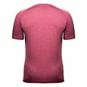 Tricou Barbati Taos - Rosu - Echipament sport