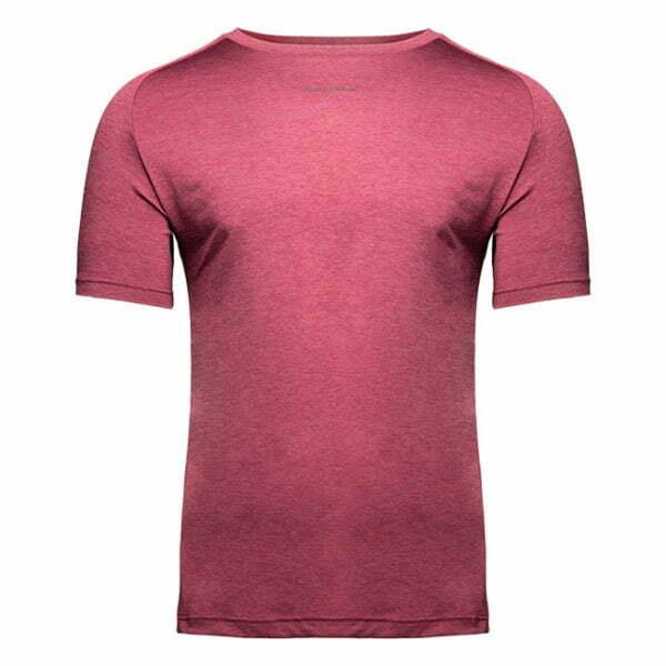 Tricou Barbati Taos - Rosu inchis - Tricou Fitness