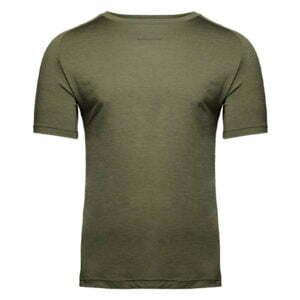 Tricou Barbati Taos - Verde Militar - Tricou Fitness