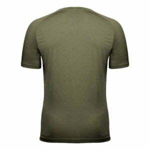Tricou Barbati Taos - Verde Militar - Tricou GorillaWear