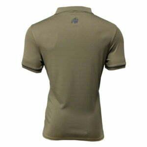 Tricou Barbati Verde Militar Forbes Polo - Tricou GorillaWear