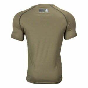 Tricou Barbati Verde Militar Performance - Tricou GorillaWear