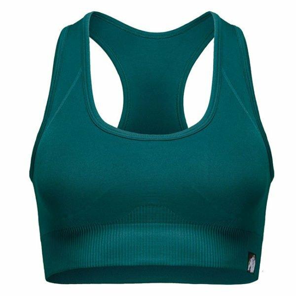 Bustiera Femei Yava Sports - Verde - Bustiera Fitness