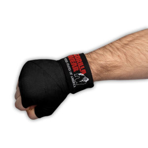 Chingi de Box Hand Wraps - Negru - Chingi Sala