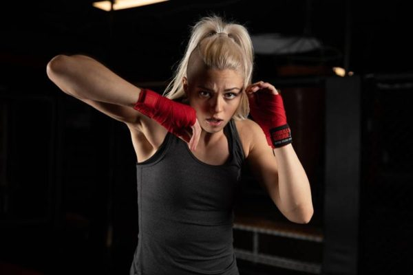 Chingi de Box Hand Wraps - Roșu - Chingi Sport